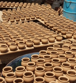 Pottery Town in Bangalore