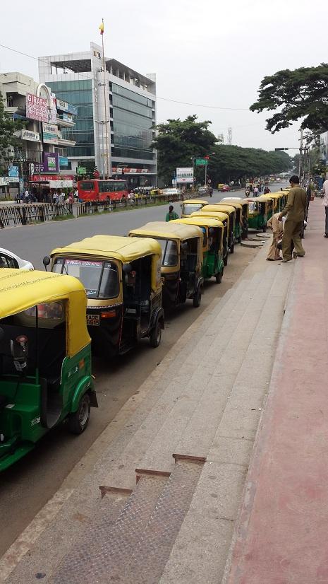 RickshawInBangalore2