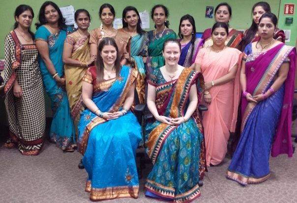 All_the_girls_wearing_sari